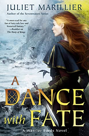 A Dance with Fate by Juliet Marillier #JulietMarillier @AceRocBooks @BerkleyPub
