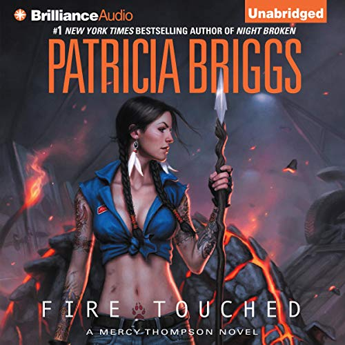 Read-along & Giveaway: Fire Touched by Patricia Briggs @Mercys_Garage @LORELEIKING #BrillianceAudio @AceRocBooks #LOVEAUDIOBOOKS #Read-along #GIVEAWAY