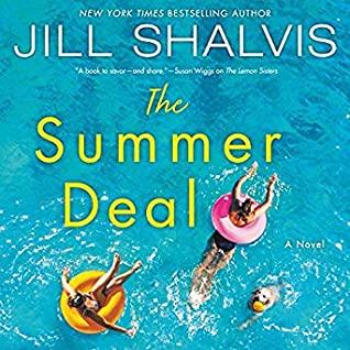 Audio: The Summer Deal by Jill Shalvis @JillShalvis @ErinMallon  @HarperAudio #LOVEAUDIOBOOKS #JIAM
