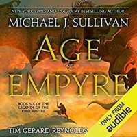 Audio: Age of Empyre by Michael J. Sullivan @author_sullivan @KanShoReynolds‏ #LoveAudiobooks #JIAM