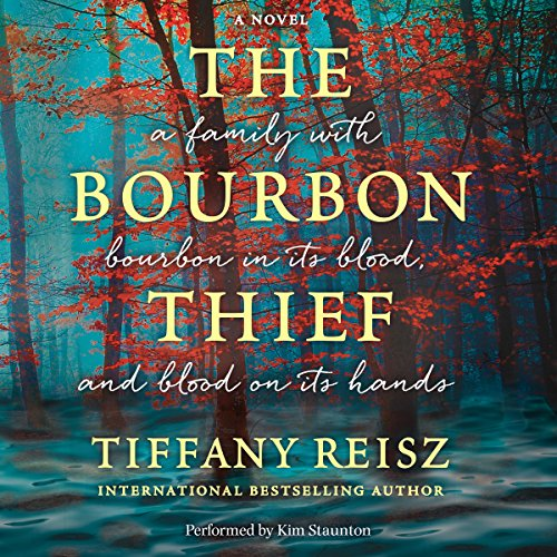 The Bourbon Thief by Tiffany Reisz