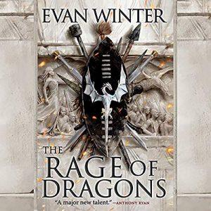 Audio: The Rage of Dragons by Evan Winter @EvanWinter @HachetteAudio #PrenticeOnayemi #LoveAudiobooks