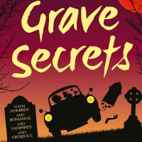 Grave Secrets by Alice James @ToniWindsor