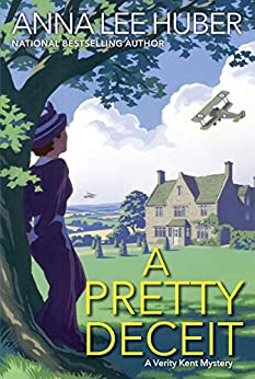 A Pretty Deceit by Anna Lee Huber @AnnaLeeHuber @KensingtonBooks