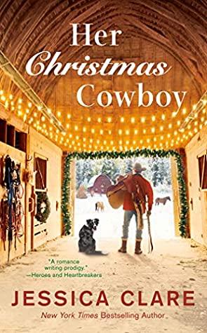 Her Christmas Cowboy by Jessica Clare @_JessicaClare @jillmyles @BerkleyRomance @BerkleyPub