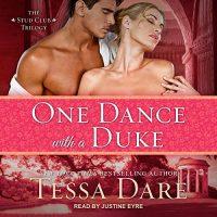 Audio: One Dance with a Duke by Tessa Dare @TessaDare #JustineEyre  @TantorAudio  #LoveAudiobooks