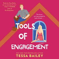 Audio: Tools of Engagement by Tessa Bailey @mstessabailey #CharlotteNorth ‏@HarperAudio ‏#LoveAudiobooks