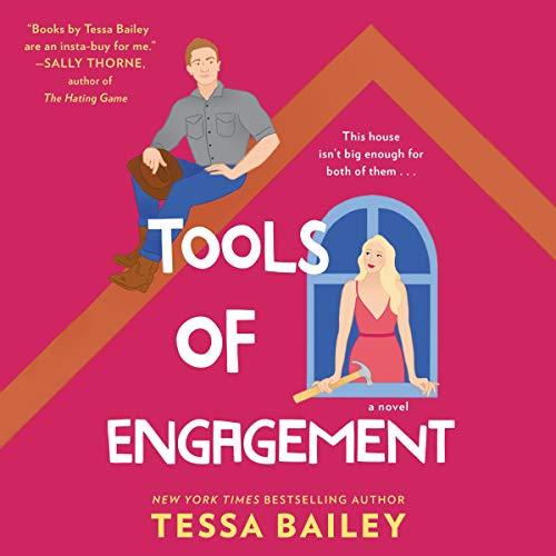 Audio: Tools of Engagement by Tessa Bailey @mstessabailey #CharlotteNorth @HarperAudio #LoveAudiobooks
