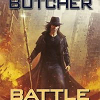 Audio:  Battle Ground by Jim Butcher @longshotauthor @JamesMarstersOf @jimbutchernews @PRHAudio @AceRocBooks #LOVEAUDIOBOOKS