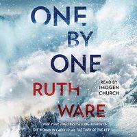Audio: One by One by Ruth Ware @RuthWareWriter @ImogenChurch @SimonAudio #LoveAudiobooks