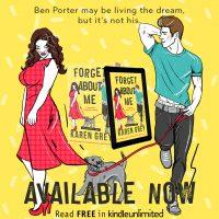 Audio: Forget About Me by Karen Grey @KarenWhitereads @AKAEmmaWilder #BrianPallino #LoveAudiobooks #KindleUnlimited