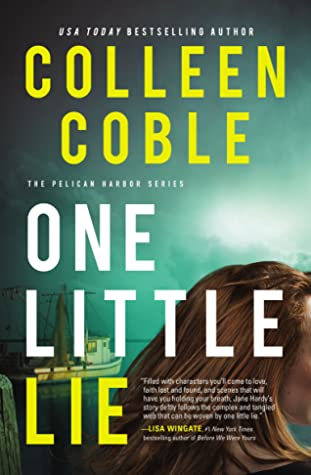 Tour Giveaway (US only) of 3 print copies of One Little Lie by Colleen Coble