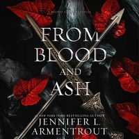 Audio: From Blood and Ash by Jennifer L. Armentrout @JLArmentrout @StinaNYC @BrillianceAudio #LoveAudiobooks
