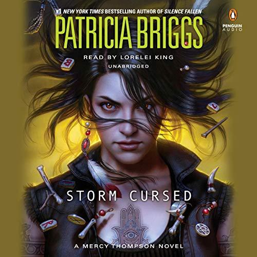 Storm Cursed by Patricia Briggs