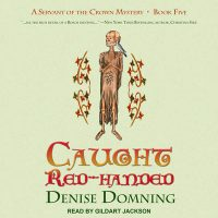 🎧 Caught Red-Handed by Denise Domning @ddomning #GildartJackson @TantorAudio #LoveAudiobooks