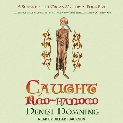 Caught Red-Handed by Denise Domning