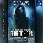 Audiobook: Eldritch Ops (The Secret Files of the Red Room #2) by C.T. Phipps performed byJeffery Kafer