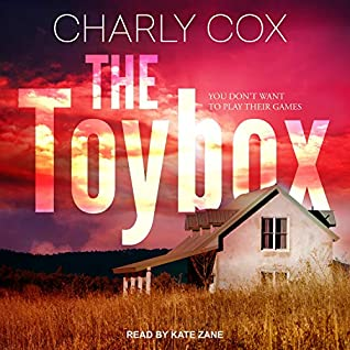🎧 The Toybox by Charly Cox @charlylynncox #KateZane @TantorAudio #LoveAudiobooks