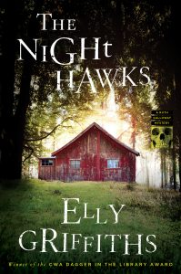 The Night Hawks by Elly Griffiths @ellygriffiths @HMHCo