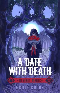 A Date with Death by Scott Colby @yachtcaptcolby @OutlandEnt