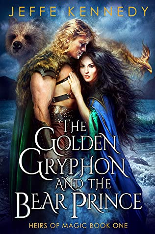 The Golden Gryphon and the Bear Prince by Jeffe Kennedy @jeffekennedy