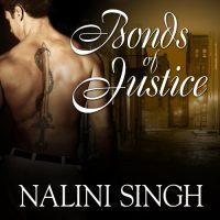 Read-along & Giveaway: Bonds of Justice by Nalini Singh @NaliniSingh  #AngelaDawe @TantorAudio @BerkleyRomance @angels_gp #Read-along #GIVEAWAY #LoveAudiobooks