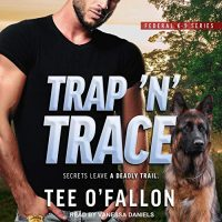 🎧 Trap N Trace by Tee O'Fallon  @TeeOFallon @TantorAudio #VanessaDaniels #LoveAudiobooks