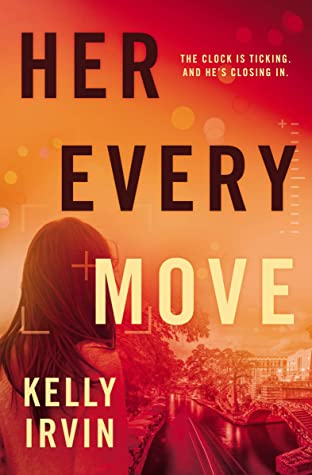Print copy of Her Every Move by Kelly Irvin to 3 winners (US only)