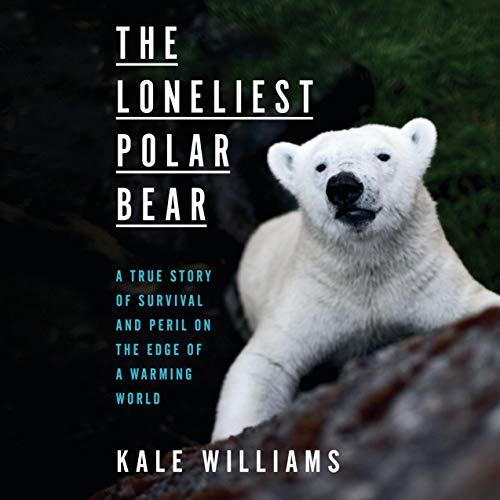 🎧 The Loneliest Polar Bear by Kale Williams @sfkale @karen_magnolia @PRHAudio