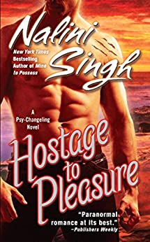 A copy of Hostage to Pleasure, book 5. (Open Intl)