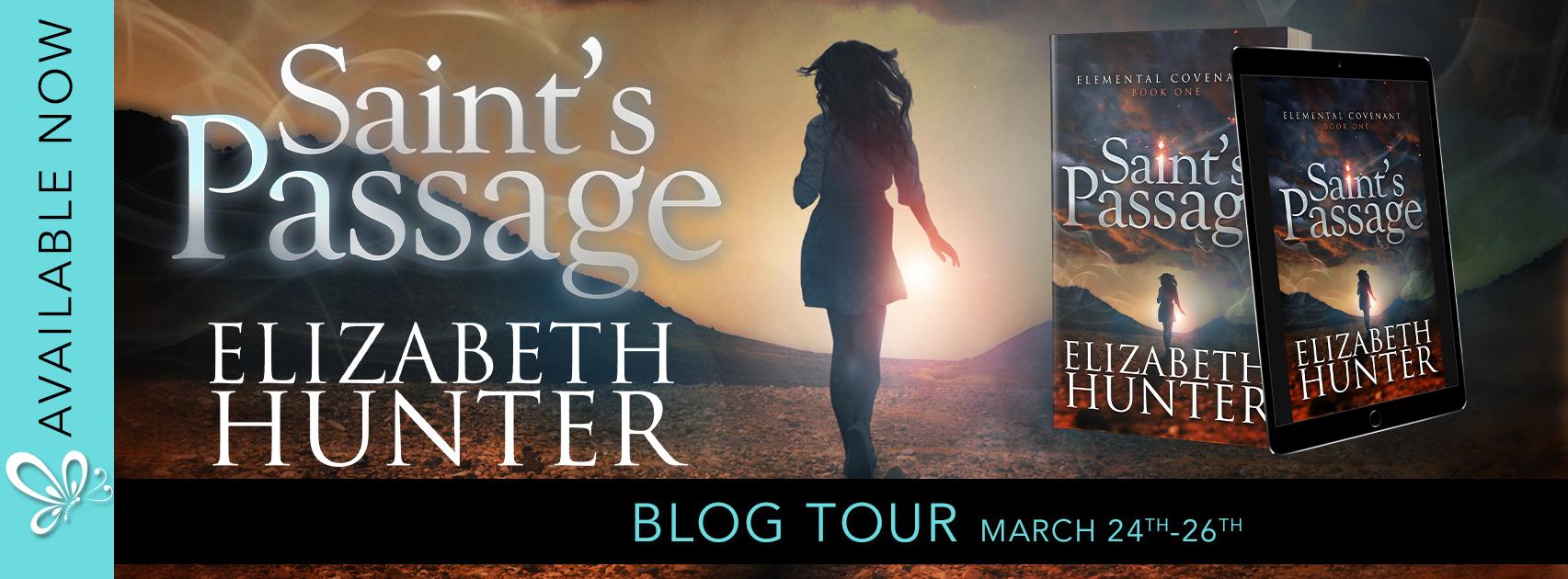 Saint's Passage by Elizabeth Hunter
