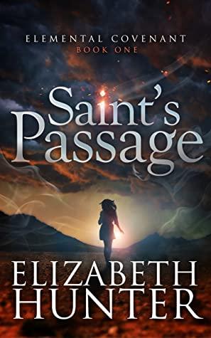 Saint's Passage by Elizabeth Hunter @EHunterWrites @jennbeachpa @jennw23