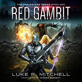 Red Gambit by Luke Mitchell