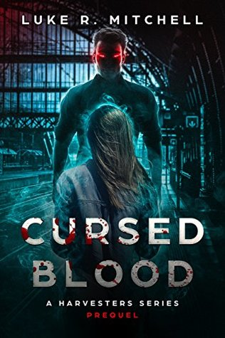Cursed Blood by Luke Mitchell