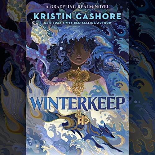 ? Winterkeep by Kristin Cashore @kristincashore #XantheElbrick @LLAudiobooks @PRHAudio #LoveAudiobooks