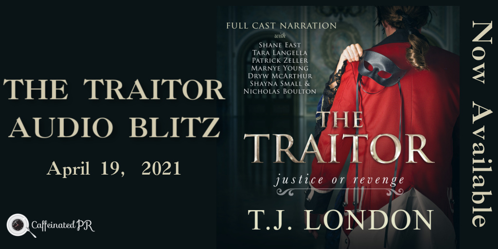🎧 The Traitor by T.J. London