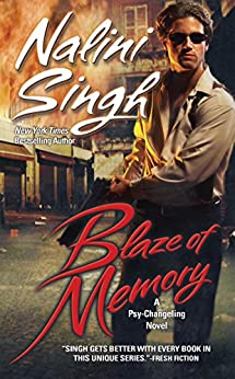 A copy of Blaze of Memory, book 7. Open Intl