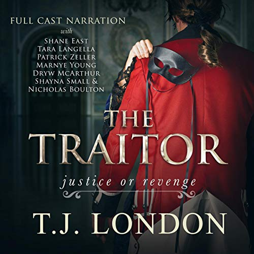 🎧 The Traitor by T.J. London @TJLondonauthor @ShaneEastReads @TaraLangellaVO @patrickzelleraf @AudioSorceress @drywmca @EmCeeHammock #ShaynaSmall #LoveAudiobooks @CaffeinatedPR #GIVEAWAY