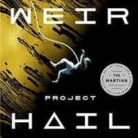 Project Hail Mary by Andy Weir @andyweirauthor #BallantineBooks