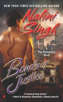A copy of Bonds of Justice, book 8. Open Intl