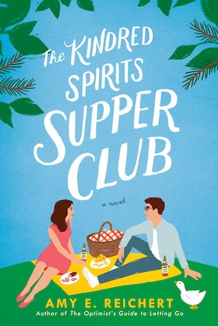 The Kindred Spirits Supper Club by Amy Reichert