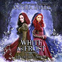 🎧  White as Frost by Anthea Sharp @AntheaSharp @landon_amy @BlackstoneAudio #LoveAudiobooks #JIAM