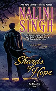 A copy of Shards of Hope, book 14. Open Intl