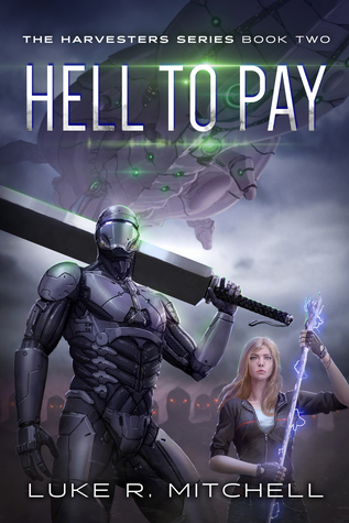 Hell to Pay by Luke Mitchell