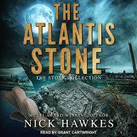 🎧 The Atlantis Stone by Nick Hawkes #NickHawkes @TantorAudio #LoveAudiobooks #KindleUnlimited