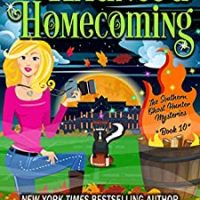 The Haunted Homecoming by Angie Fox @AngieFoxauthor