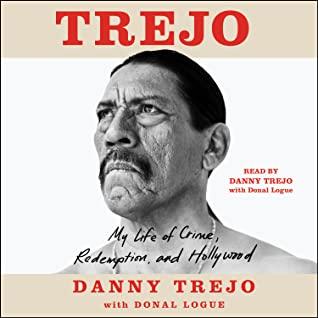 🎧Trejo by Danny Trejo @officialDannyT @donallogue @SimonAudio #LoveAudiobooks